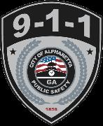 Alpharetta Department of... Logo