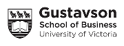 University of Victoria - Gustavson School of Business (Mosaic Executive Search) Logo