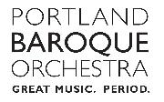 Portland Baroque Orchestra Logo