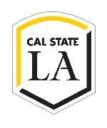 Cal State LA - Mechanical... Logo