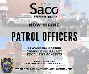 Saco Police Department Logo