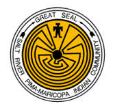 SALT RIVER PIMA-MARICOPA... Logo