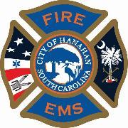 City of Hanahan Firefighter... Logo