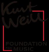 Kurt Weill Foundation for Music Logo