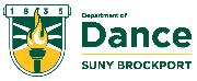 SUNY Brockport Dance Logo