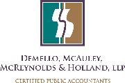 Demello, McAuley, McReynolds & Holland, LLP Logo