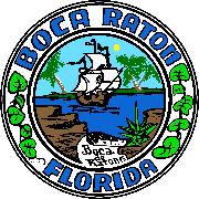 City of Boca Raton , Florida Logo