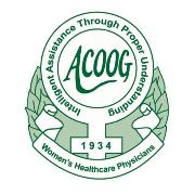 American College of Osteopathic Obstetricians and Gynecologists Logo