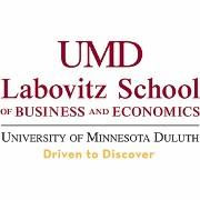 University of Minnesota Duluth, Labovitz School of Business and Economics Logo