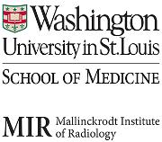 The Mallinckrodt Institute of Radiology at Washington University School of Medicine Logo