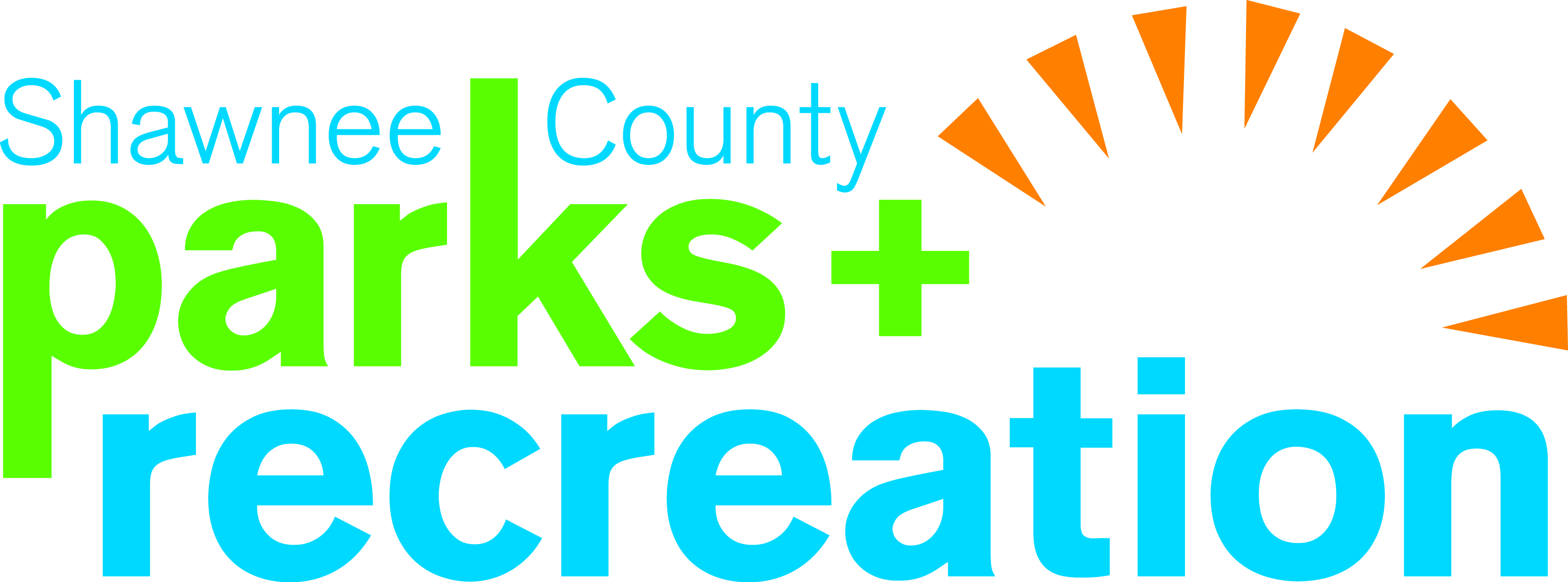 Shawnee County Parks + Recreation Logo
