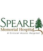 Speare Memorial Hospital Logo