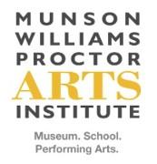 Munson Williams Proctor Arts Institute Logo