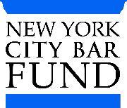 New York City Bar Fund Logo