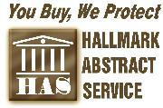 Hallark Abstract Service Logo