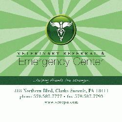 Veterinary Referral and... Logo