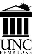 UNC Pembroke Logo