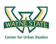 Wayne State University - Center for Urban Studies Logo