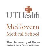 McGovern Medical School at the University of Texas Health Science Center Logo