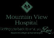 Mountain View Hospital Logo