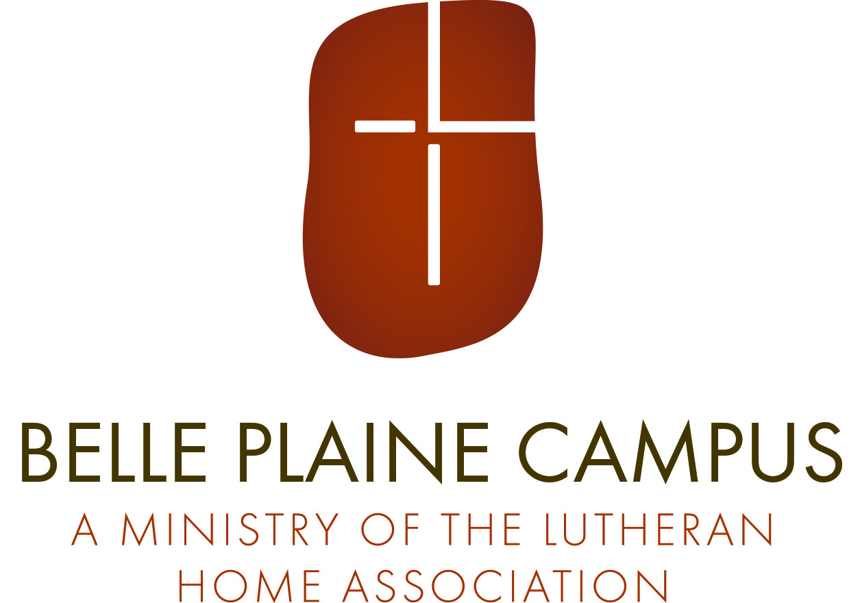 The Lutheran Home Belle Plaine... Logo