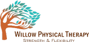 WILLOW PHYSICAL THERAPY Logo