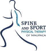 Spine and Sport Physical... Logo