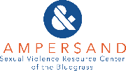 Ampersand Sexual Violence... Logo