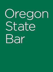 Oregon State Bar Logo