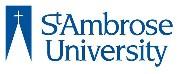 St. Ambrose University Logo