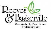 Reeves & Baskerville Funeral... Logo