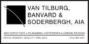 Van Tilburg, Banvard & Soderbergh, AIA (VTBS Architects) Logo