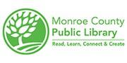 Monroe County Public Library Logo