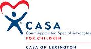 CASA of Lexington Logo