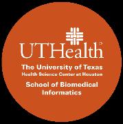 UTHealth-School of Biomedical Informatics Logo
