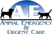 Animal Emergency and Urgent Care Logo