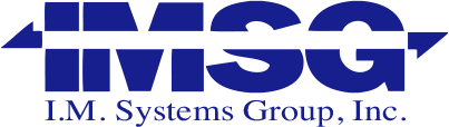I.M Systems Group Logo