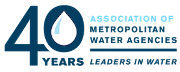 Association of Metropolitan Water Agencies Logo