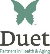 Duet: Partners In Health and Aging Logo