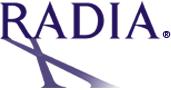 Radia, Inc., P.S. Logo