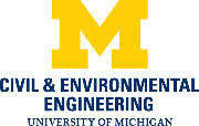University of Michigan, CEE Logo