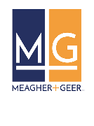 Meagher + Geer P.L.L.P. Logo