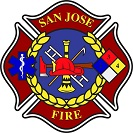 San Jose Fire Department Logo