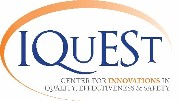 Center for Innovations in Quality, Effectiveness and Safety (IQuESt) Logo