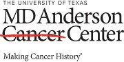 MD Anderson Cancer Center Logo