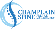 Champlain Spine and Pain Management Logo