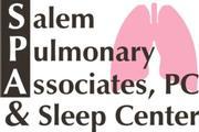 Salem Pulmonary Associates and... Logo