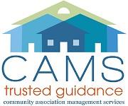 CAMS (Community Association Management Services) Logo