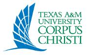 Texas A&M University-Corpus Christi Logo