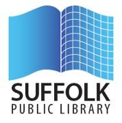Suffolk Public Library Logo